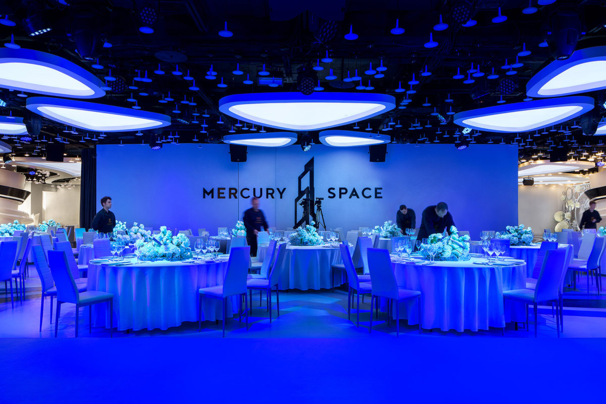 Mercury Space